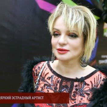 Певица Инесса назвала фаворитами премии «Муз-ТВ» группу A-studio и Диму Билана
