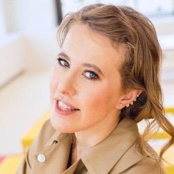 Ксения Собчак рассказала о своем режиме питания