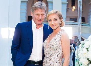 Татьяна Навка поздравила Дмитрия Пескова с 51-летием