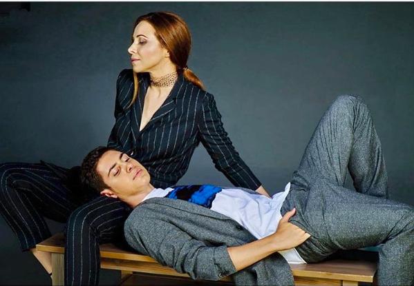Екатерина Гусева показала трогательное фото с 20-летним сыном