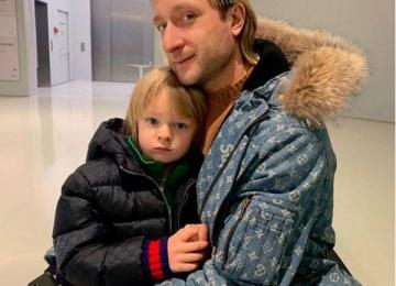 Евгений Плющенко приступил к тренировкам после операции